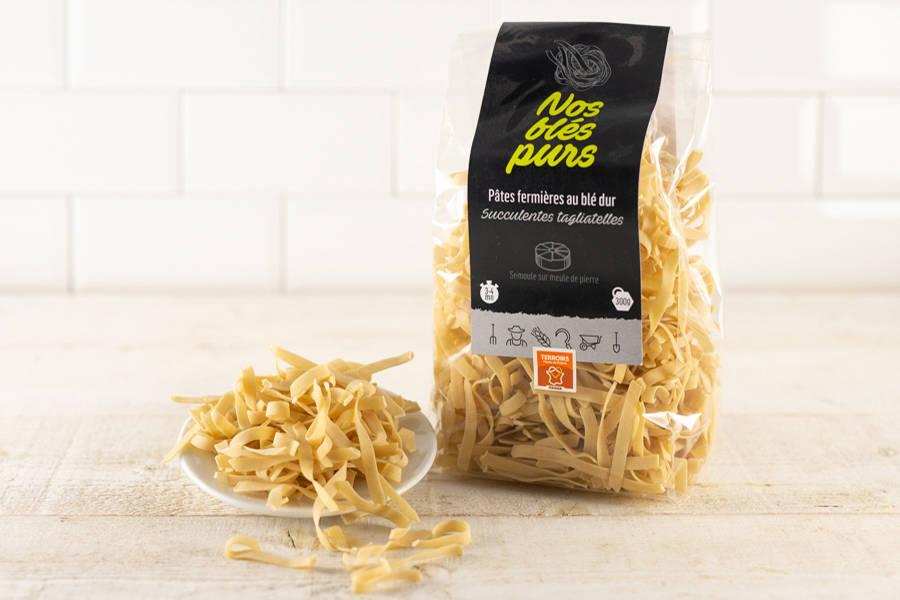Tagliatelles - Nos blés purs - La Ruche qui dit Oui ! à la maison