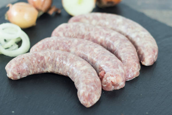 Saucisses de porc thaï - Ferme les Barres