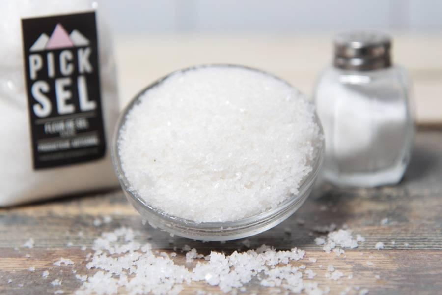 Fleur de sel 125g - PickSel - La Ruche qui dit Oui ! à la maison