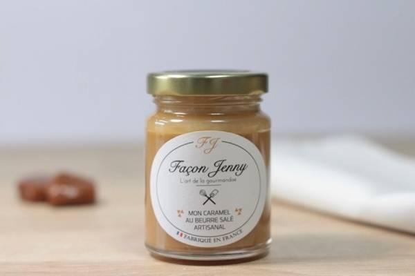 Caramel au beurre salé 105g - Façon Jenny