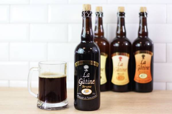 La Gâtine Brune 75cL - La Gâtine - Le Comptoir Local