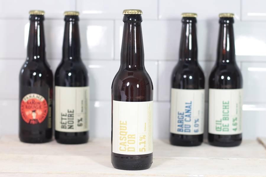 Casque d'Or - Paname Brewing Company - La Ruche qui dit Oui ! à la maison