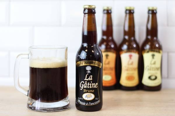 La Gâtine Brune 33cL - La Gâtine - Le Comptoir Local