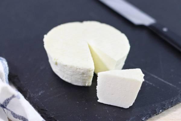 Petit fromage frais BIO - Ferme Sainte Colombe