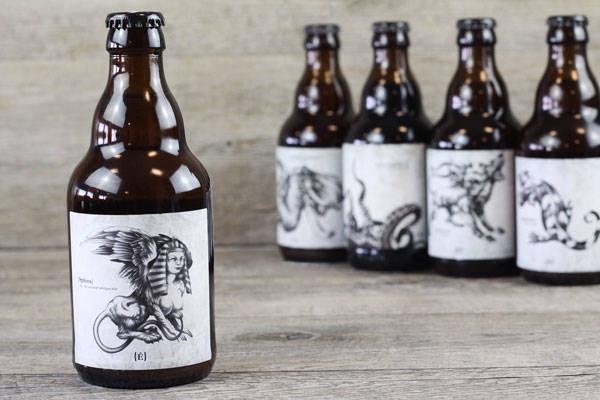 Bière Sphinx - Brasserie de l'Etre