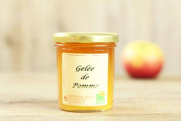 Gelée de pomme - Ferme de la Bonnerie