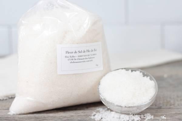 Fleur de sel 1kg - ERéK