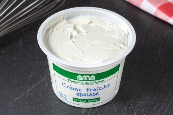 Beurre et crème