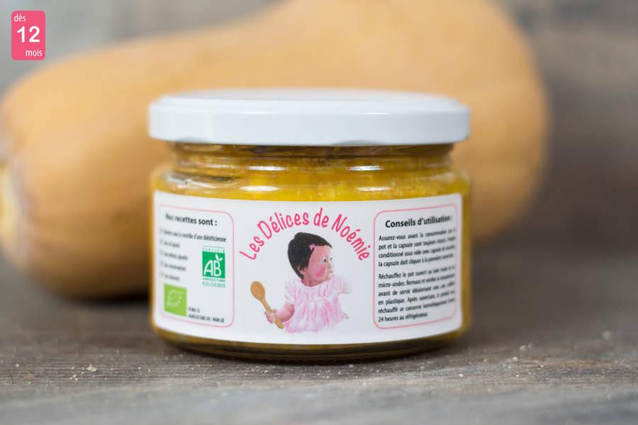 Mijoté de veau au butternut et millet BIO - Les Délices de Noémie - La Ruche qui dit Oui ! à la maison