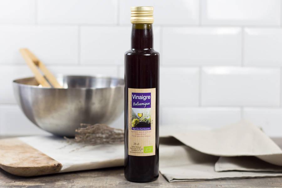 Vinaigre balsamique BIO - Aigre doux Sud Cévennes - La Ruche qui dit Oui ! à la maison