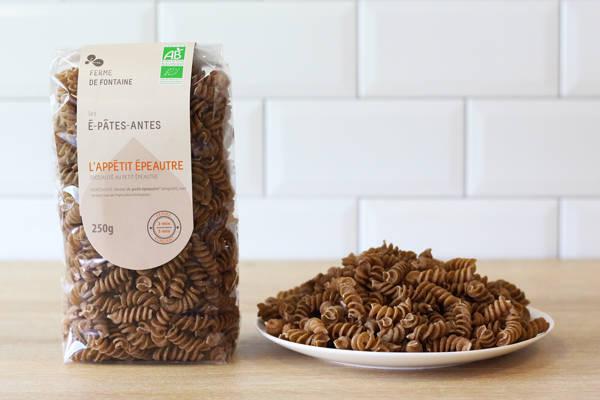 Appétit épeautre BIO - Ferme de Fontaine