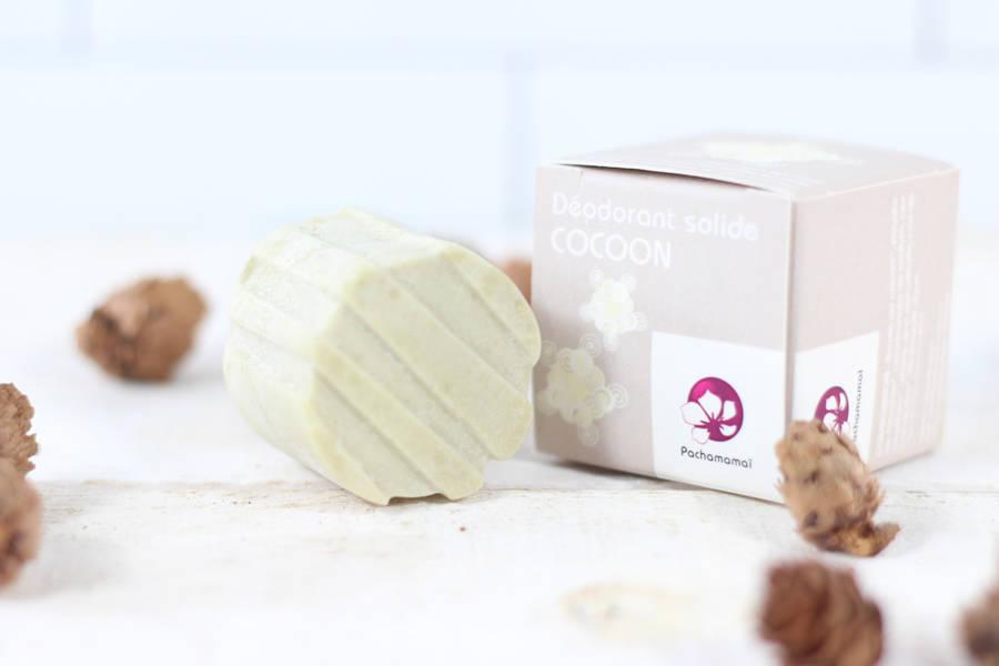 Déodorant Cocoon - Pachamamaï - La Ruche qui dit Oui ! à la maison