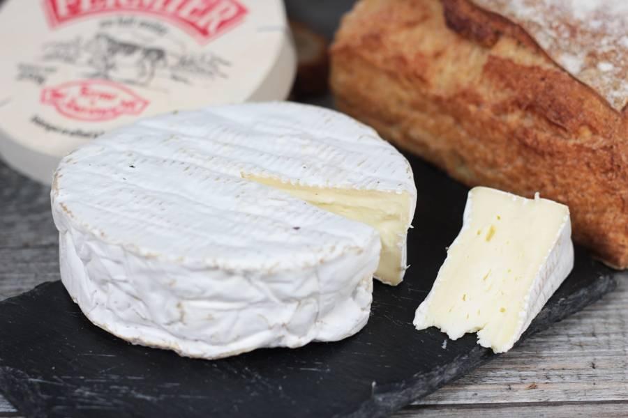 Camembert Fermier BIO - Ferme de Jouvence - La Ruche qui dit Oui ! à la maison