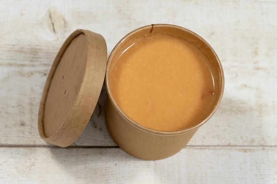 Soupe Carotte, Orange, Gingembre et Coriandre - Bloom - La Ruche qui dit Oui ! à la maison