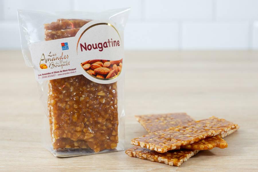 Nougatine - Les amandes du Mont Bouquet - La Ruche qui dit Oui ! à la maison