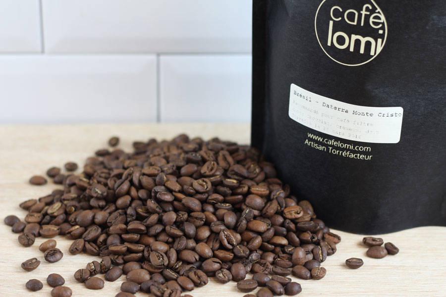 Brésil - Grains - Café Lomi - La Ruche qui dit Oui ! à la maison
