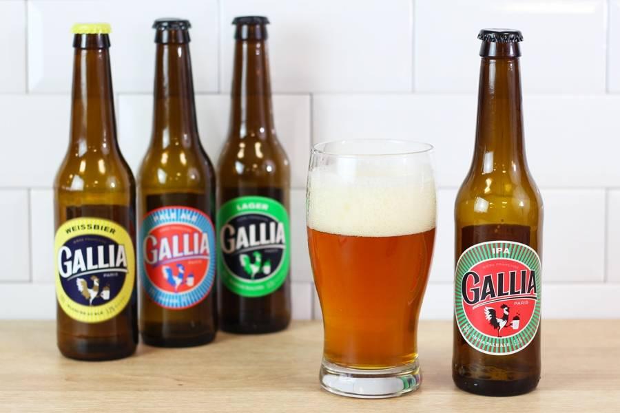 India Pale Ale - Gallia - La Ruche qui dit Oui ! à la maison