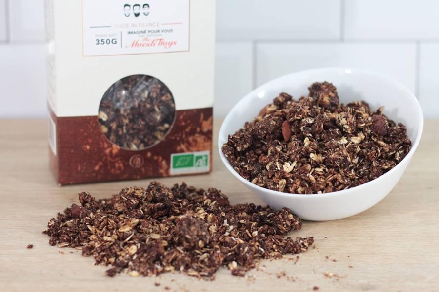 Chocolat kiss BIO - Dear Muesli - La Ruche qui dit Oui ! à la maison