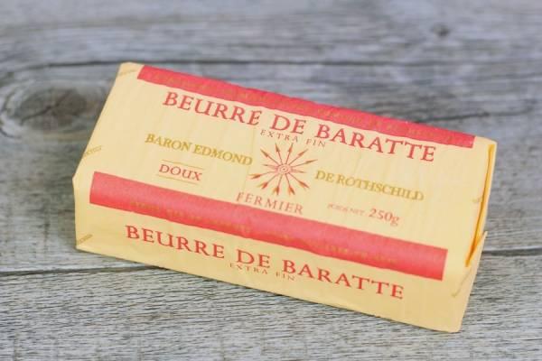 Beurre de baratte doux - Domaine des 30 Arpents