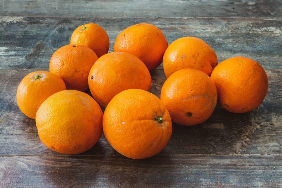 Orange de Sicile BIO - Navelina - InCampagna - La Ruche qui dit Oui ! à la maison