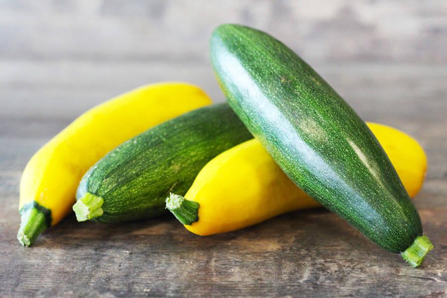 Courgettes vertes et jaunes BIO - Les Légumes de Planche - La Ruche qui dit Oui ! à la maison