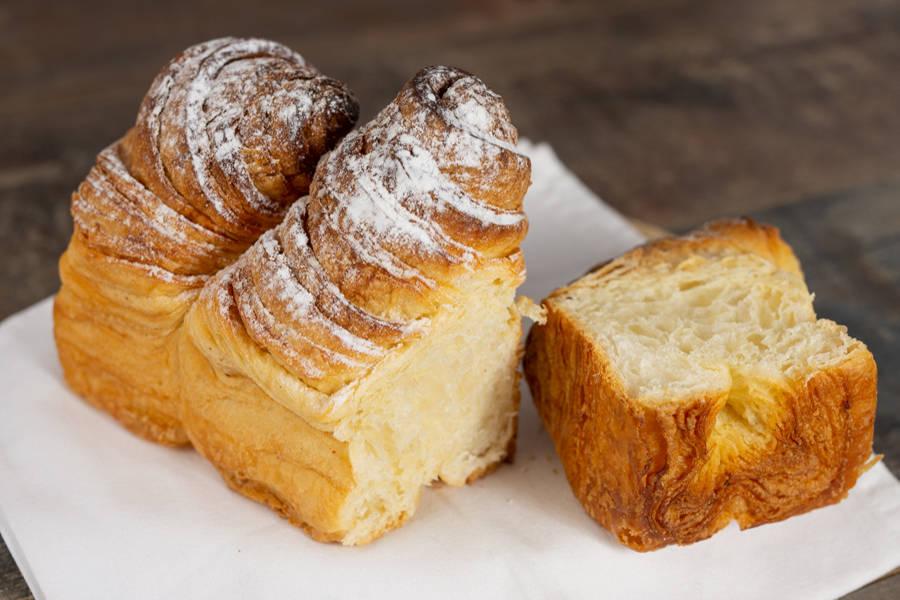 Brioche feuilletée BIO - Boulangerie de la Gare - La Ruche qui dit Oui ! à la maison