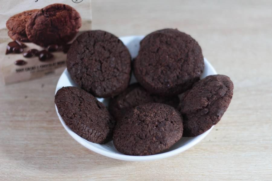 Cookies Sans Gluten Tout Chocolats et Chocolat Noir du pérou - Les Affranchis - La Ruche qui dit Oui ! à la maison