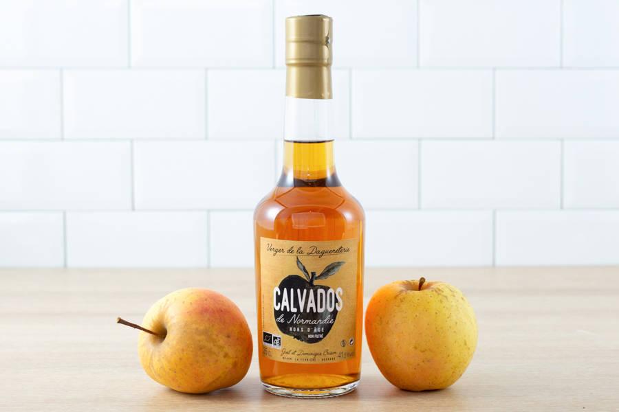 Calvados hors d'âge BIO 35cL - Verger de la Dagueneterie - La Ruche qui dit Oui ! à la maison