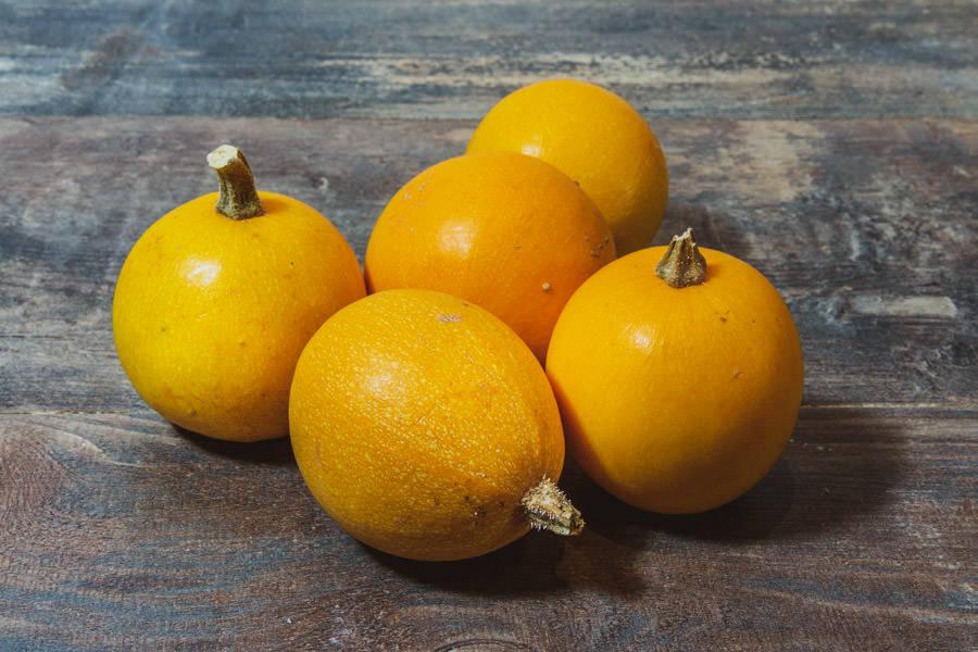 Courge Pomme d'Or BIO - Les jardins de Courances - La Ruche qui dit Oui ! à la maison
