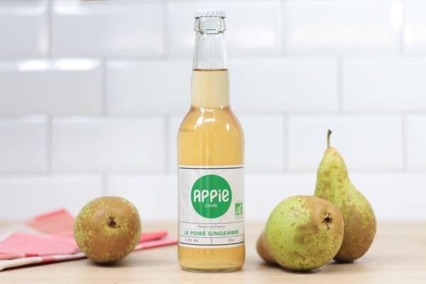 Le Poiré gingembre BIO - Appie