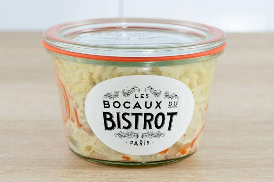 Blanquette de veau - Les Bocaux du Bistrot - La Ruche qui dit Oui ! à la maison