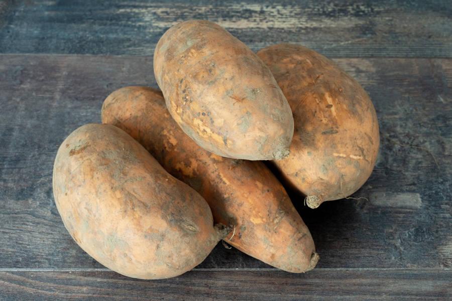 Patate douce - La cueillette de Cappy - La Ruche qui dit Oui ! à la maison