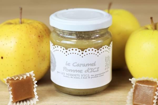 Caramel à la pomme - Les Desserts d'Ici