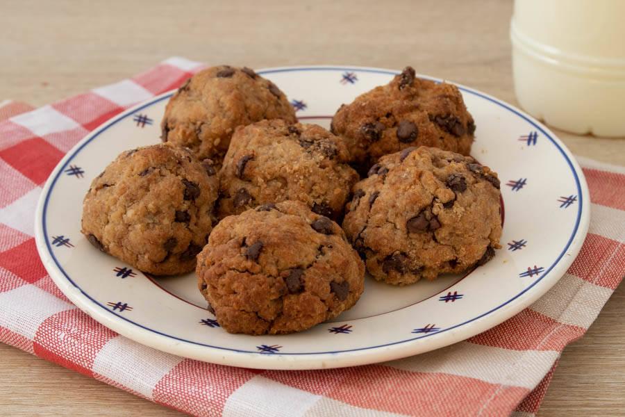 Cookies Healthy - Gros Gourmand - La Ruche qui dit Oui ! à la maison