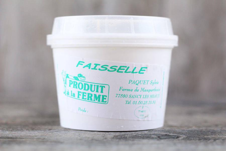 Faisselle - Ferme de Mauperthuis - La Ruche qui dit Oui ! à la maison