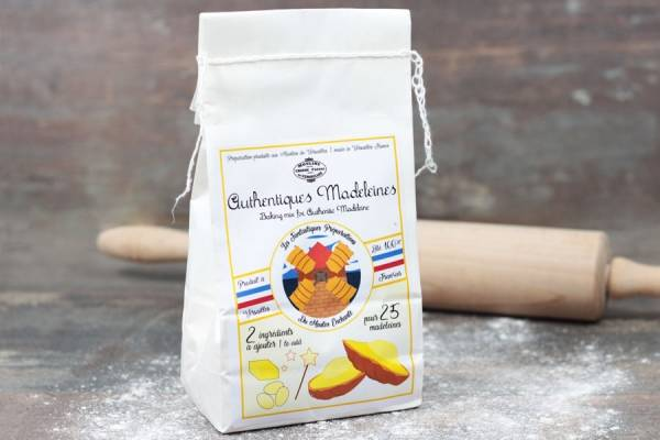 Préparation pour madeleines - Les Moulins de Versailles
