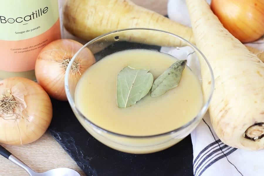 Soupe de panais - Conserverie de Larnière - La Ruche qui dit Oui ! à la maison