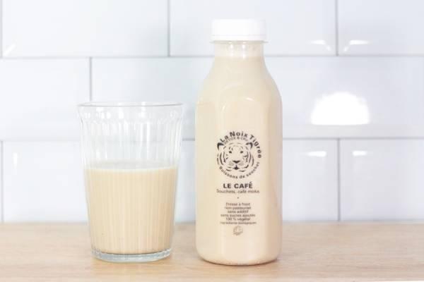 Le café BIO - La Noix Tigrée