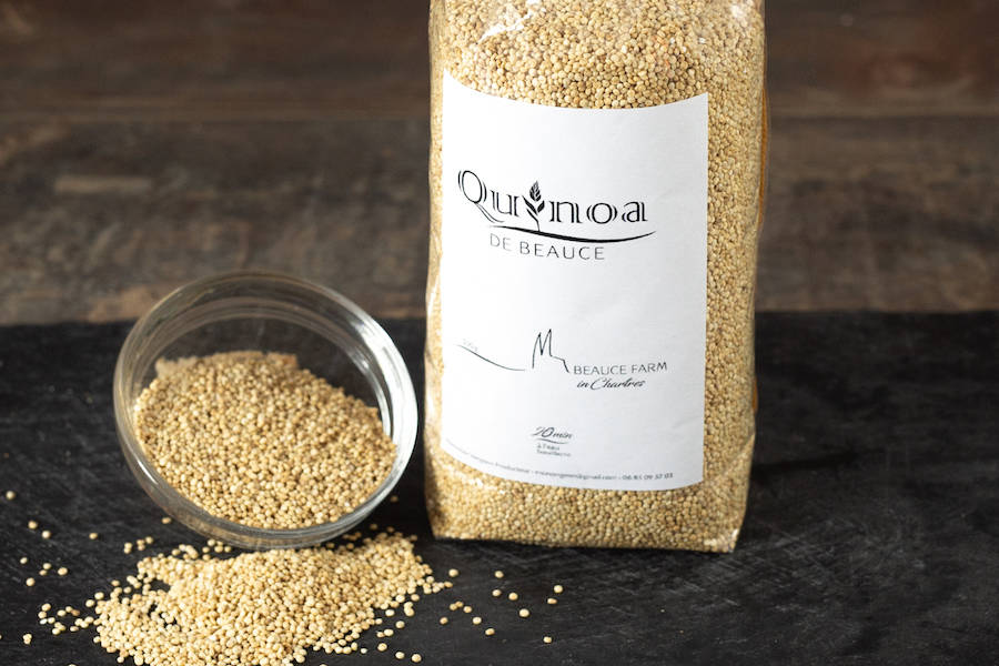 Quinoa - Ferme de la Roussière - La Ruche qui dit Oui ! à la maison