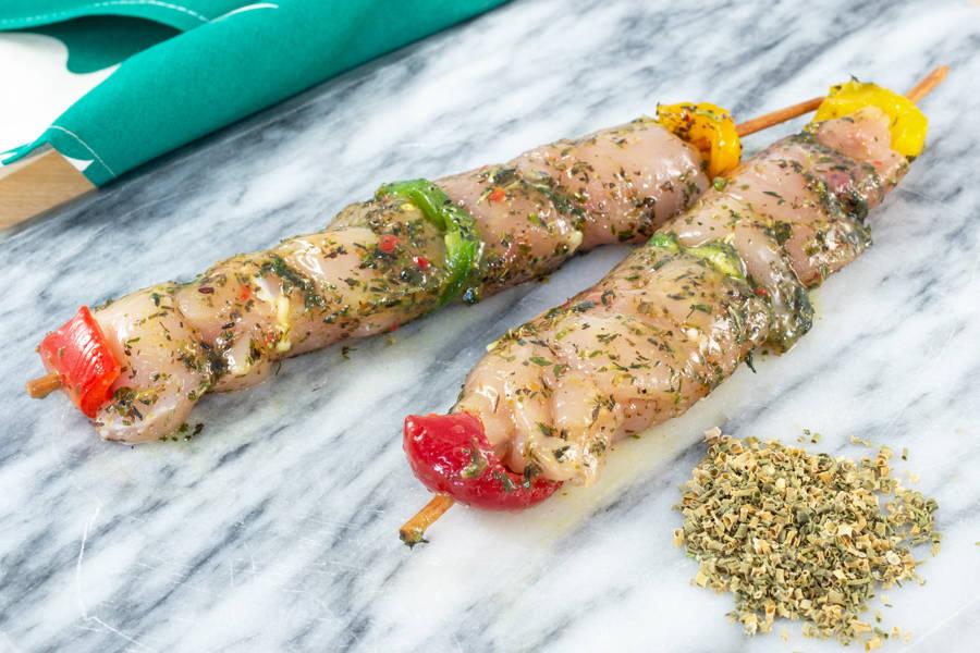 Brochettes de poulet (herbes de Provence) - EARL La Mattre - La Ruche qui dit Oui ! à la maison