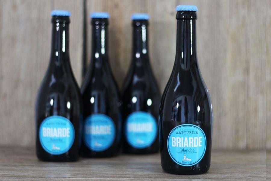 Briarde Blanche - Brasserie Rabourdin - La Ruche qui dit Oui ! à la maison
