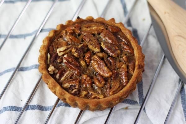 Pecan pie - Rachel's Cake