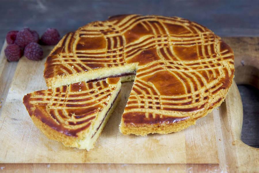 Gâteau breton framboise - Biscuiterie Marin Coathalem - La Ruche qui dit Oui ! à la maison