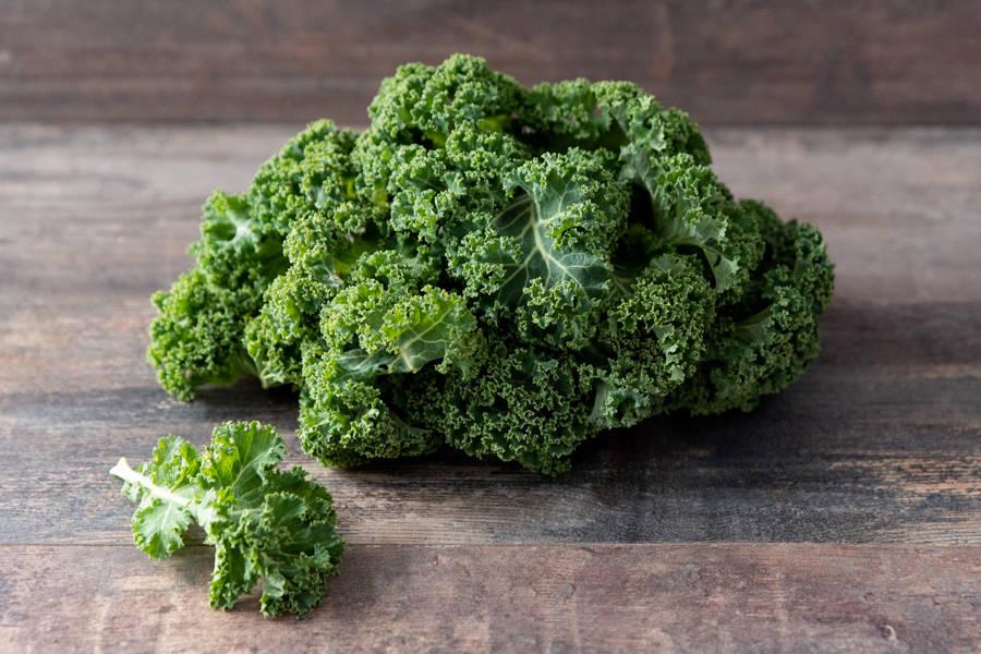 Chou Kale Vert BIO - Le Potager de la Grenouillère - La Ruche qui dit Oui ! à la maison