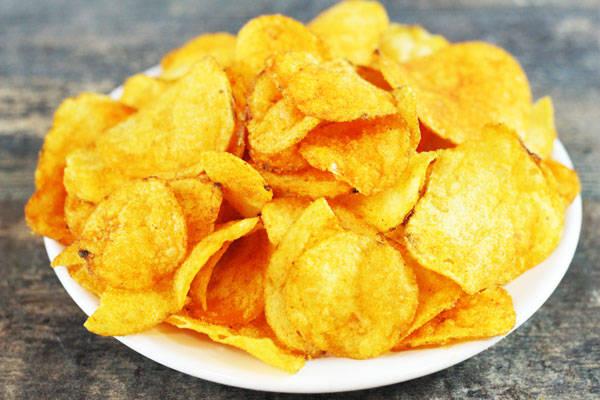 Chips de paprika - Le Jardin de Guillaume