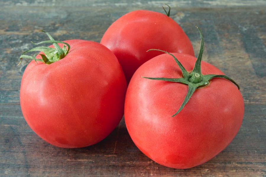 Tomate ancienne rose - Les Saveurs de Chailly - La Ruche qui dit Oui ! à la maison