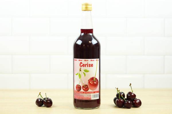 Nectar de cerise - Vergers de Molien