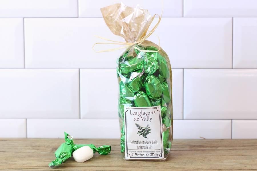 Bonbons menthe chocolat - L'Herbier de Milly - La Ruche qui dit Oui ! à la maison