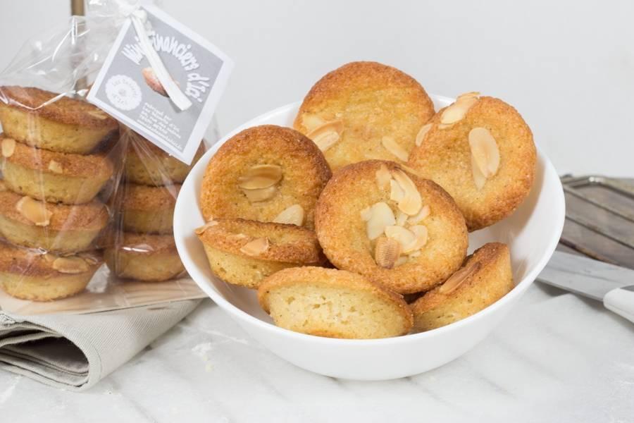Mini financiers amandes - Les Desserts d'Ici - La Ruche qui dit Oui ! à la maison