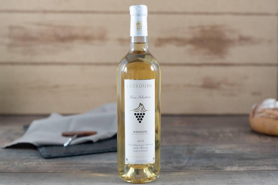 Jurançon blanc moelleux BIO - AOP - Domaine du Larroudé - La Ruche qui dit Oui ! à la maison